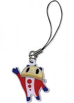 Persona 4 TV Phone Charm - Kuma