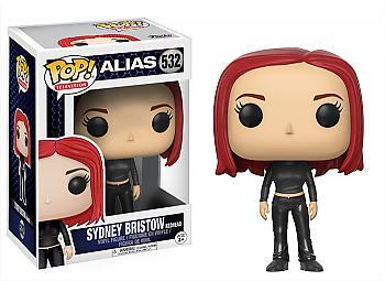 Alias POP! Vinyl Figure - Sydney Bristow (Red Head)