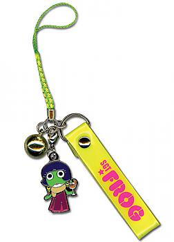 Sgt. Frog Phone Charm - Keroro Classy Dress Strap