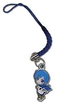 Vocaloid Phone Charm - Kaito