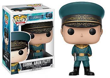 Valerian POP! Vinyl Figure - Commander Arun Filitt