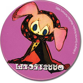 Puella Magi Madoka Magica 2'' Button - Sweets Witch