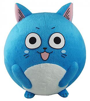 Fairy Tail 8'' Ball Plush - Happy