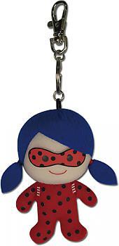 Miraculous Plush Key Chain - Ladybug
