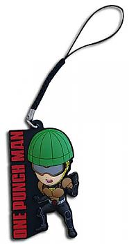 One-Punch Man Phone Charm - SD Mumen Rider