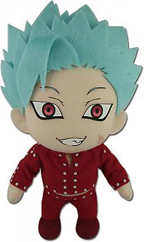 Seven Deadly Sins 8'' Plush - Ban