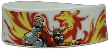 Gundam Build Fighter Try Wristband - Build Burning Gundamn