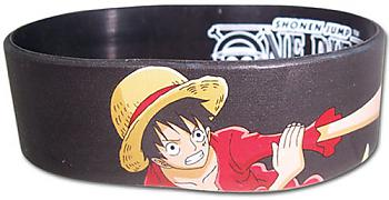 One Piece Wristband - Luffy Punches