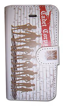 Attack on Titan iPhone 5 Case - 104th Trainees Squad