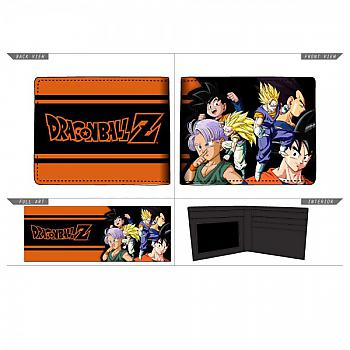Dragon Ball Z Bifold Wallet - Saiyan Fusions