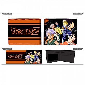Dragon Ball Z Bifold Wallet - Saiyan Fusions