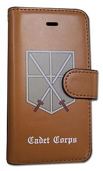 Attack on Titan iPhone 5 Case - Cadet Corps