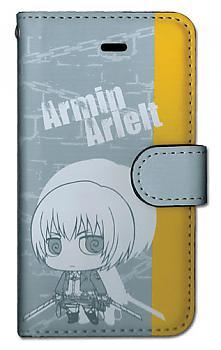 Attack on Titan iPhone 5 Case - SD Armin