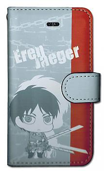 Attack on Titan iPhone 5 Case - SD Eren