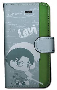 Attack on Titan iPhone 5 Case - SD Levi