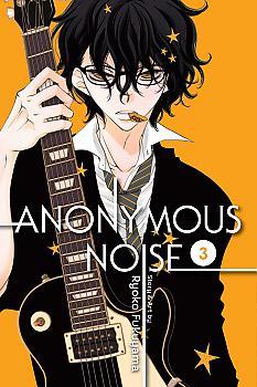Anonymous Noise Manga Vol.   3