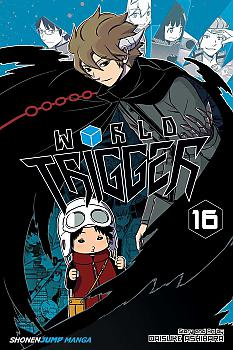 World Trigger Manga Vol.  16