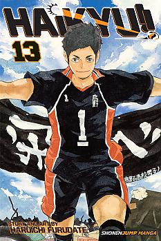 Haikyu!! Manga Vol.  13