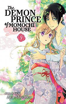 Demon Prince of Momochi House Manga Vol.   9