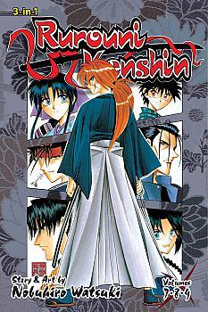 Rurouni Kenshin Omnibus Manga Vol.   3