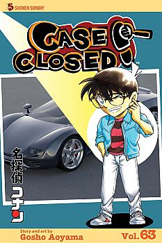 Case Closed Manga Vol.  63