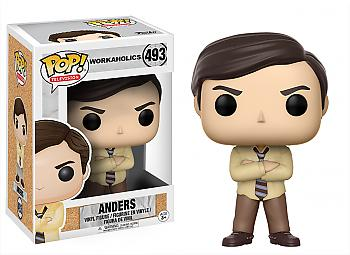 Workaholics POP! Vinyl Figure - Anders