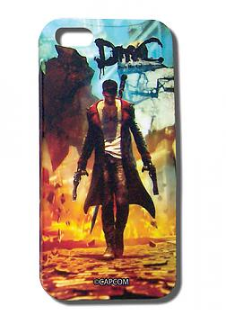 Devil May Cry iPhone 5 Case - Dante Explosion DMC