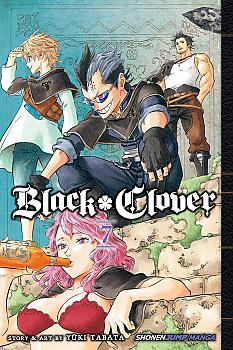 Black Clover Manga Vol.   7