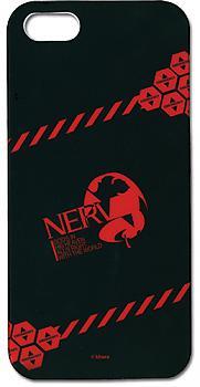 Evangelion iPhone 5 Case - New Movie Nerv Logo