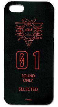 Evangelion iPhone 5 Case - New Movie Seele Sound Only