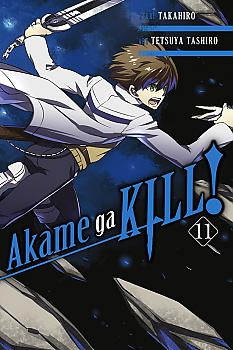 Akame ga KILL! Manga Vol.  11