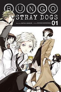 Bungo Stray Dogs Manga Vol.   1