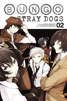 Bungo Stray Dogs Manga Vol.   2
