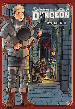 Delicious in Dungeon Manga Vol.   1