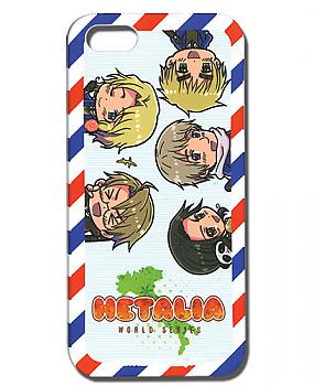 Hetalia iPhone 5 Case - Group Air Mail