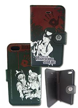 High School of the Dead iPhone 5 Case - Girls