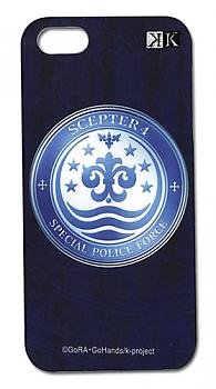 K Project iPhone 5 Case - Scepter 4