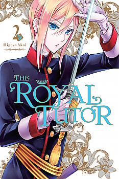 Royal Tutor Manga Vol.   2