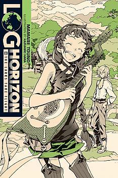 Log Horizon Novel Vol.  8