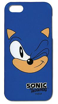 Sonic iPhone 5 Case - Face Wink