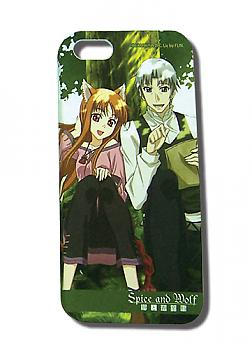 Spice and Wolf iPhone 5 Case - Holo & Kraft