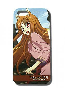 Spice and Wolf iPhone 5 Case - Holo