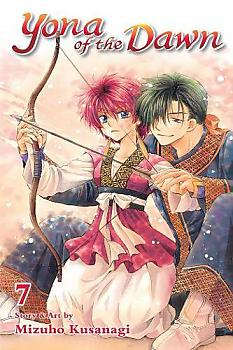 Yona of the Dawn Manga Vol. 7