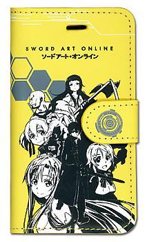 Sword Art Online iPhone 5 Case - Group Yellow