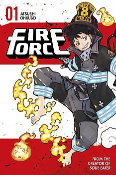 Fire Force Manga Vol. 1