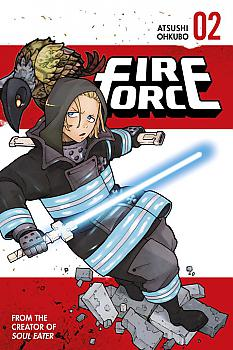 Fire Force Manga Vol. 2