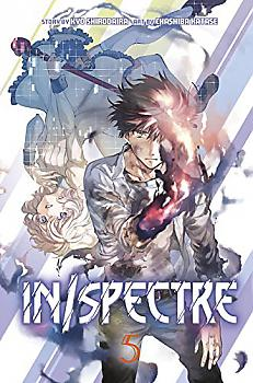 In/Spectre Manga Vol. 5
