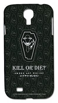 Sword Art Online Samsung S4 Case - Laughing Coffin