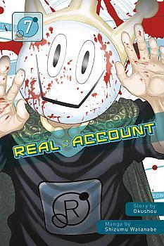 Real Account Manga Vol. 7