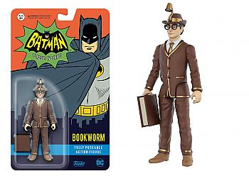 Batman '66 Action Figure - Bookworm
